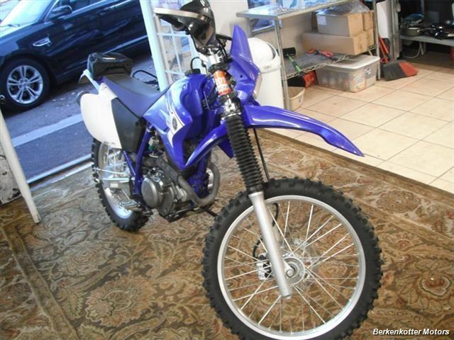 2007 Yamaha Ttr 230 Inventory Berkenkotter Motors