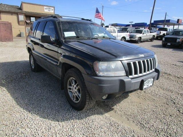 2004 JEEP Grand Cherokee-V8