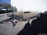 Load Trail 20' Car Hauler 2011