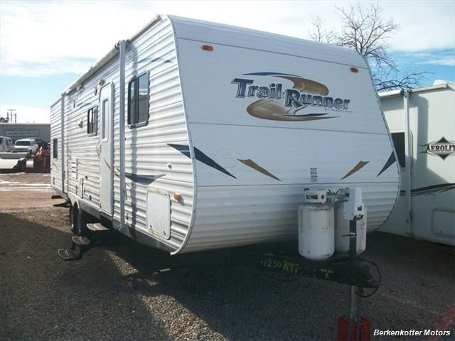 2011 Heartland Trail Runner 30fqbs Inventory
