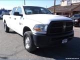 DODGE Ram Pickup 2500 2012