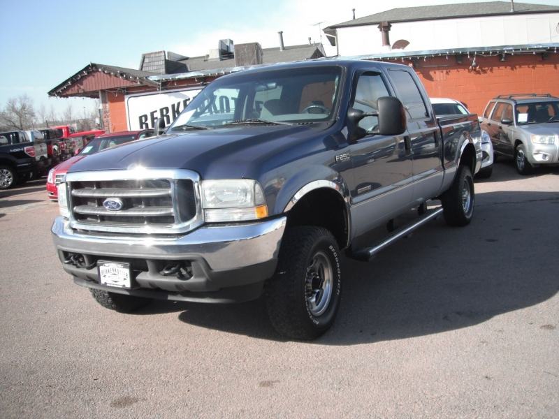 Ford F-250 Super Duty 2004 price $13,995