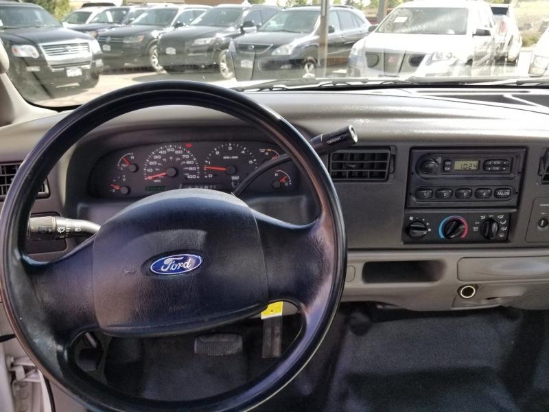 Ford F-250 Super Duty 2004 price $4,900