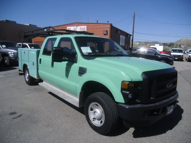 2008 FORD SD F250