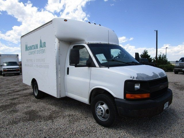 2005 Chevrolet Express Commercial