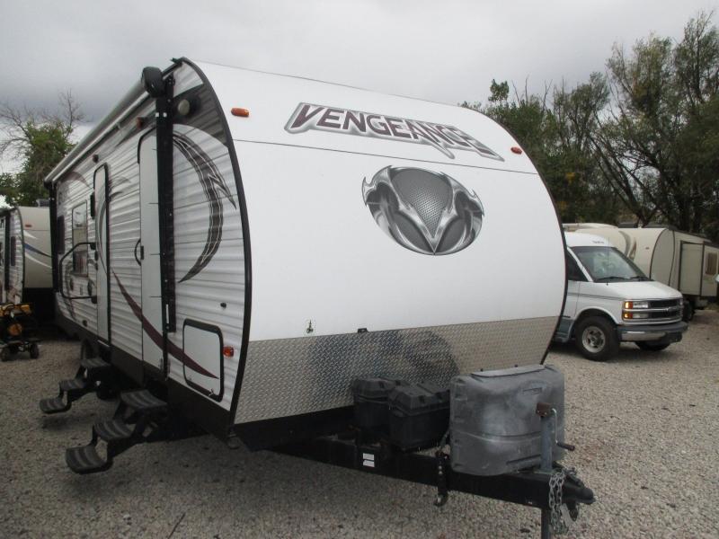 FRRV Vengeance 2014 price $16,995