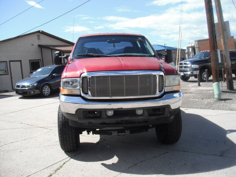 Ford F-250 Super Duty 2002 price $12,995
