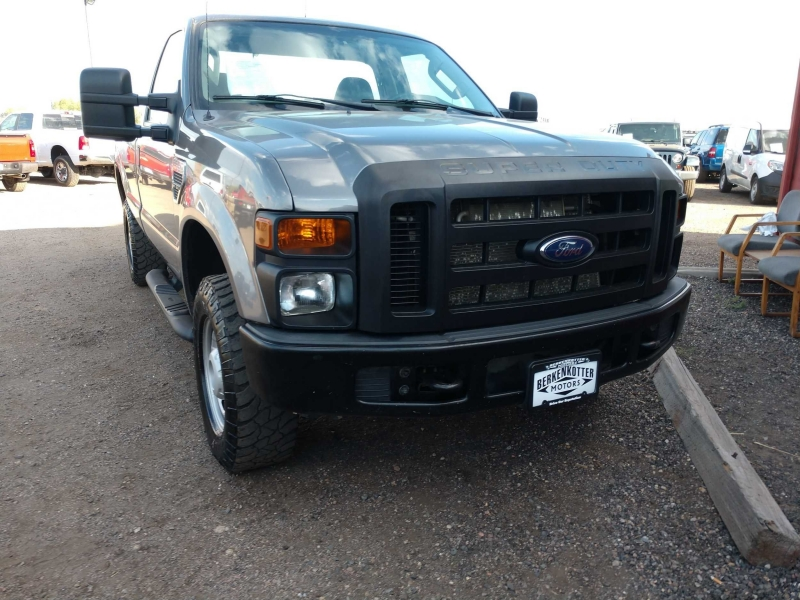 Ford F-250 Super Duty 2010 price $11,400