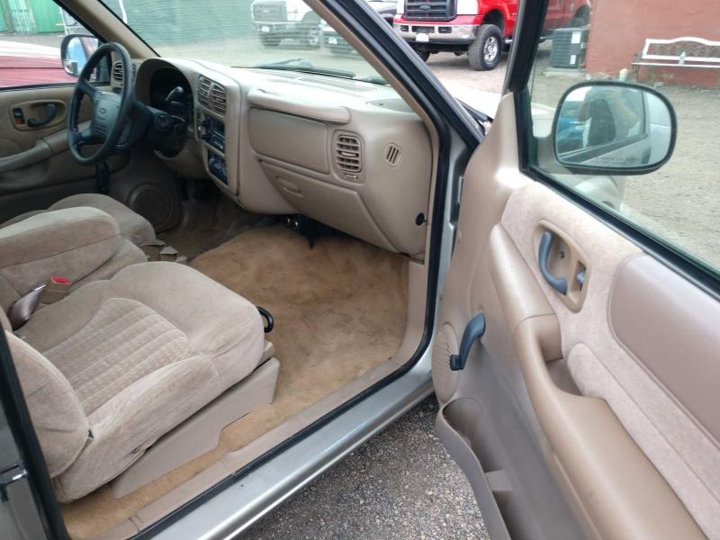 Chevrolet S-10 1998 price $6,400