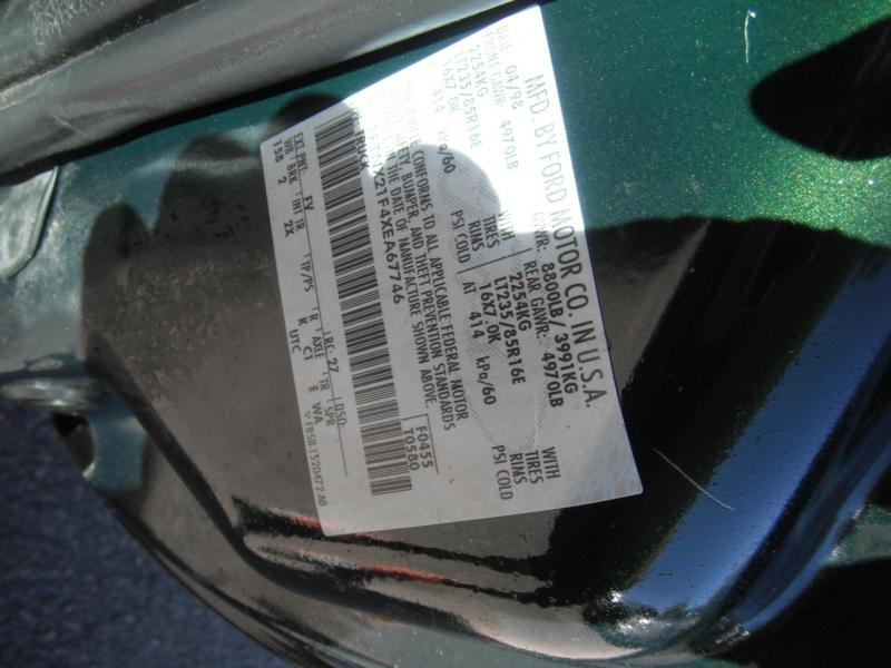 Ford F-250 Super Duty 1999 price $8,400