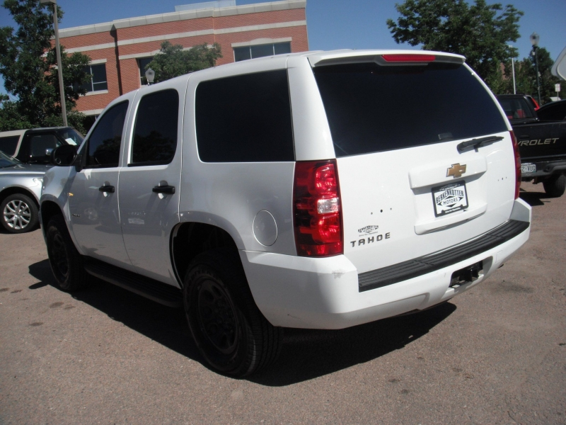 Chevrolet Tahoe 2013 price $14,995