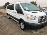 Ford Transit Passenger 2017