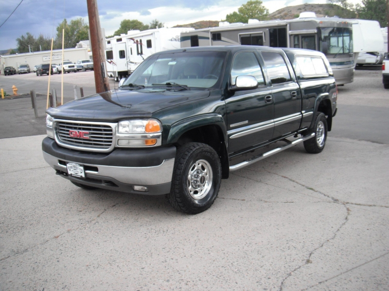 GMC Sierra 2500HD 2001 price $9,800