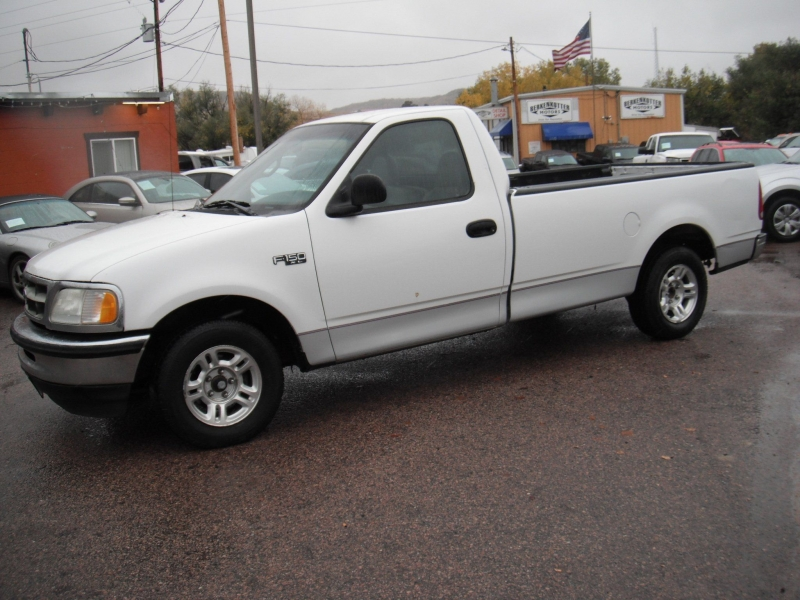 Ford F-150 1998 price $4,995