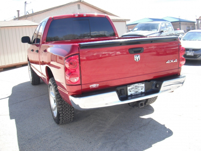 Dodge Ram Pickup 1500 2008 price $10,995