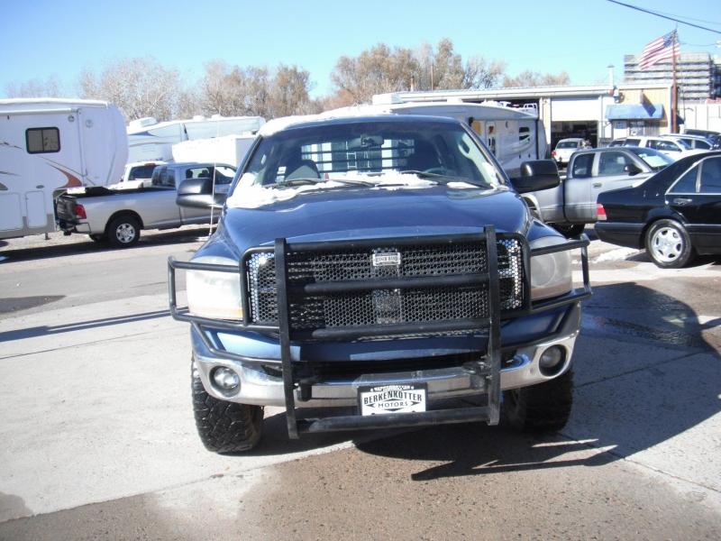 Dodge Ram Pickup 2500 2006 price $12,900
