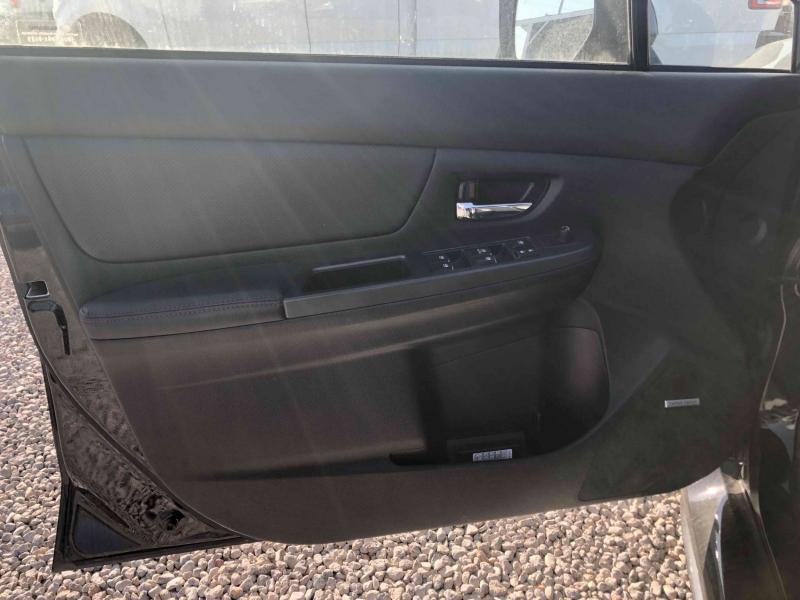 Subaru WRX 2016 price $19,900