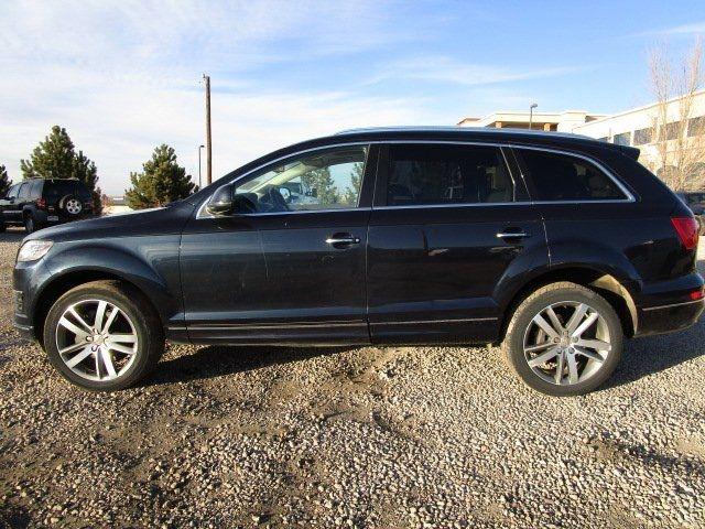 Audi Q7 2012 price $13,900
