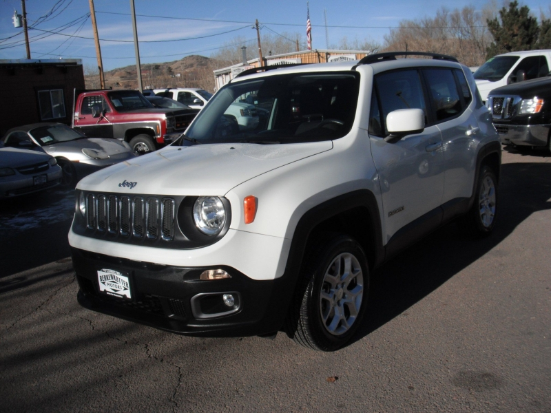 Jeep Renegade 2015 price $18,995