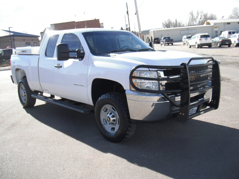 Chevrolet Silverado 2500HD 2013 price $17,495