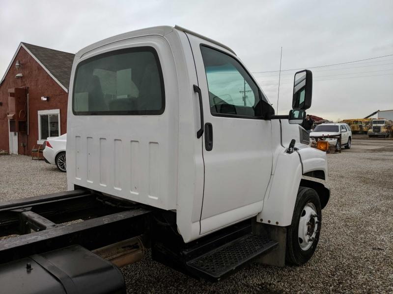 GMC C5500 2005 price $8,500