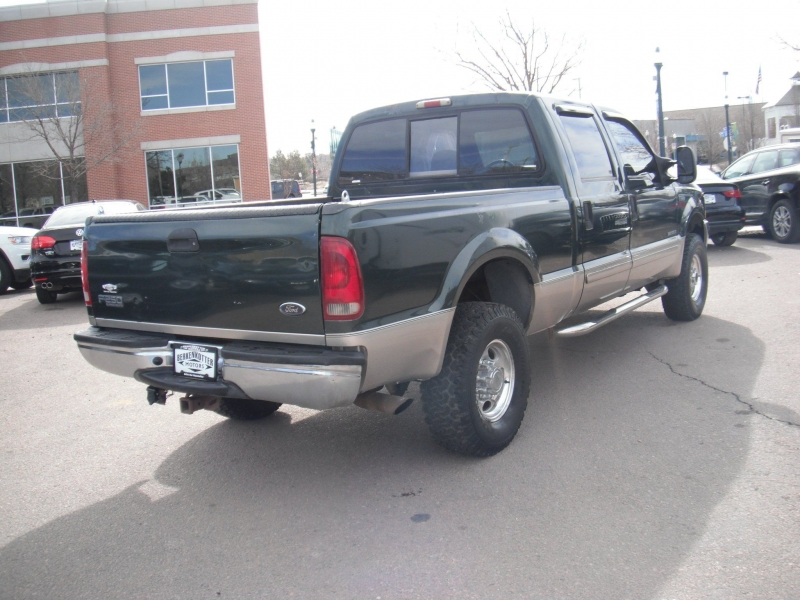 Ford F-250 Super Duty 2002 price $14,995