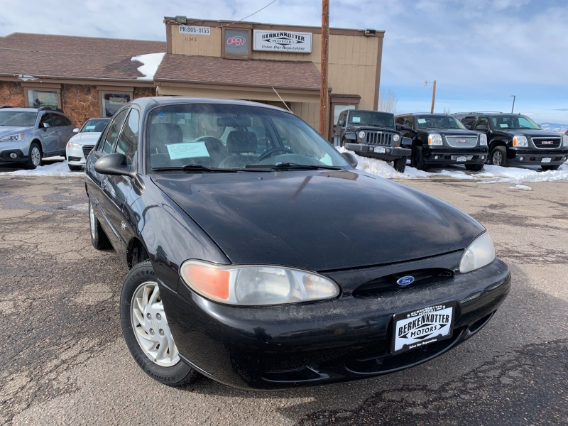 Ford Escort 1997 price $3,495