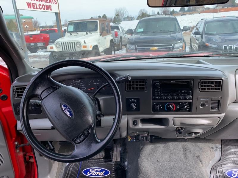 Ford F-250 Super Duty 2003 price $14,900