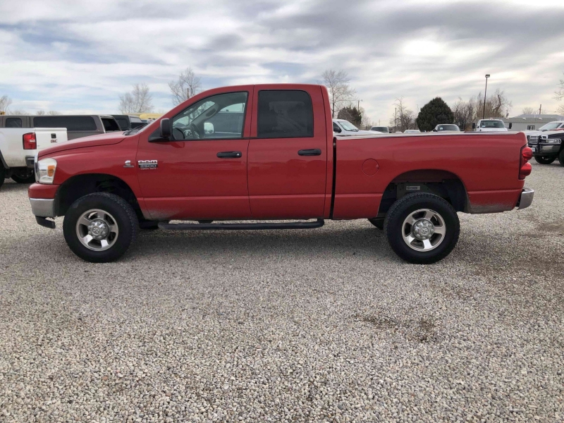 Dodge Ram Pickup 2500 2008 price $21,500