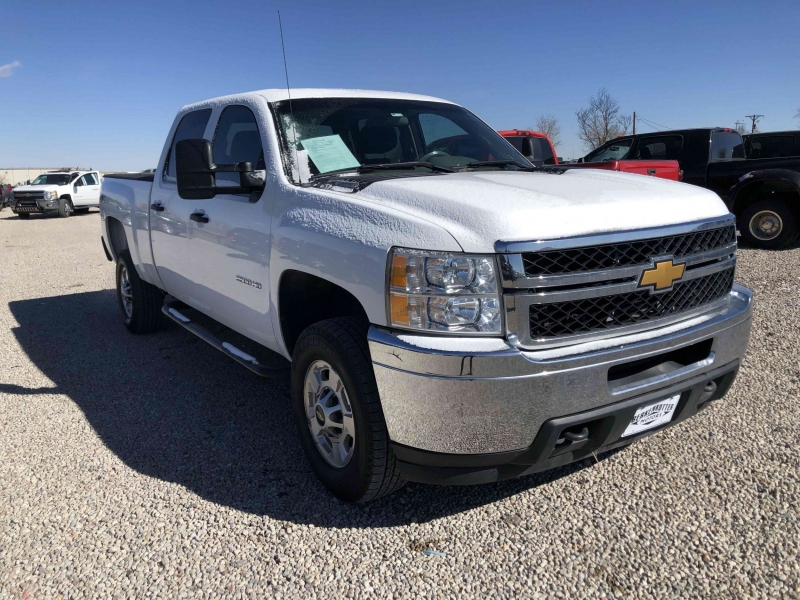 Chevrolet Silverado 2500HD 2014 price $18,995