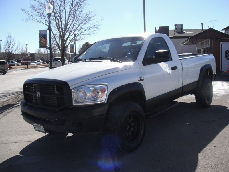Dodge Ram Pickup 2500 2008 price $17,995