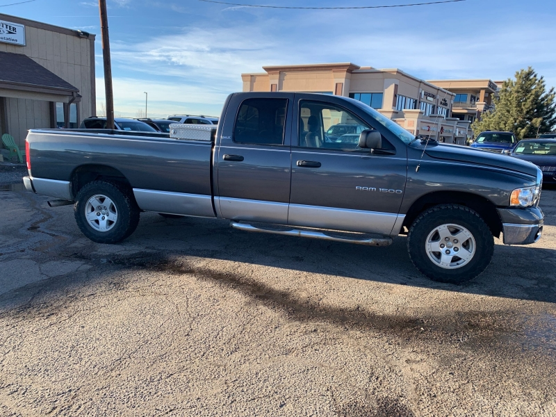 Dodge Ram Pickup 1500 2002 price $8,900