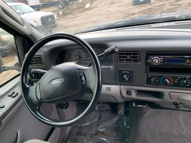 Ford F-250 Super Duty 2004 price $9,900