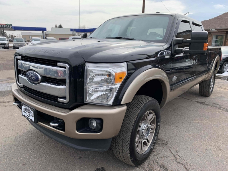 Ford F-350 Super Duty 2013 price $38,900