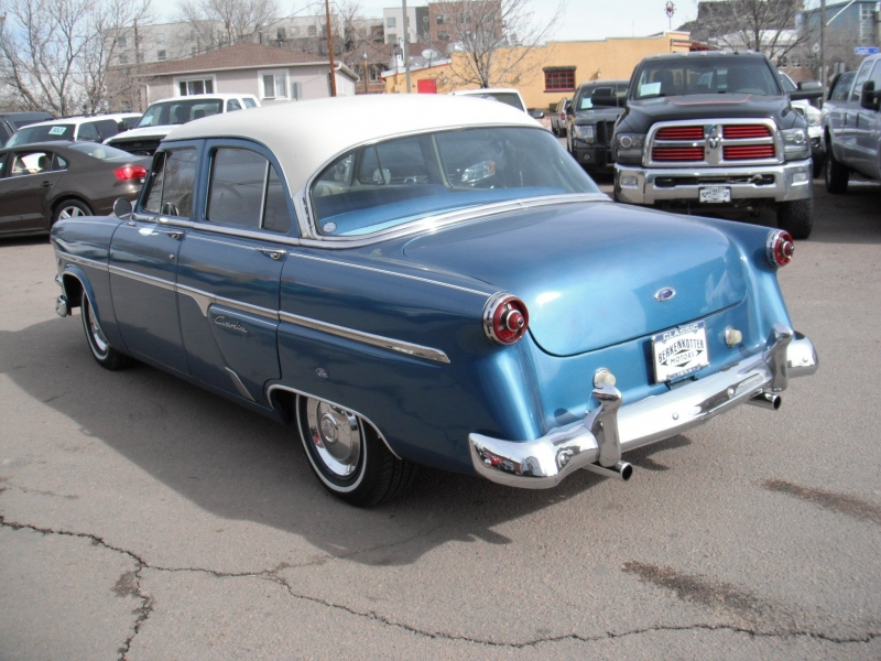 FORD CUSTOMLINE 1954 price $10,995