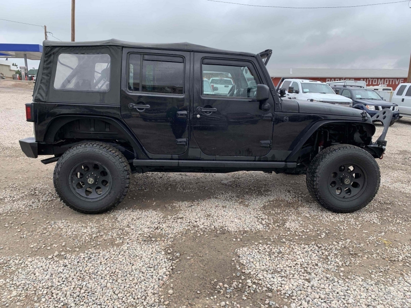 Jeep Wrangler Unlimited 2011 price $20,495
