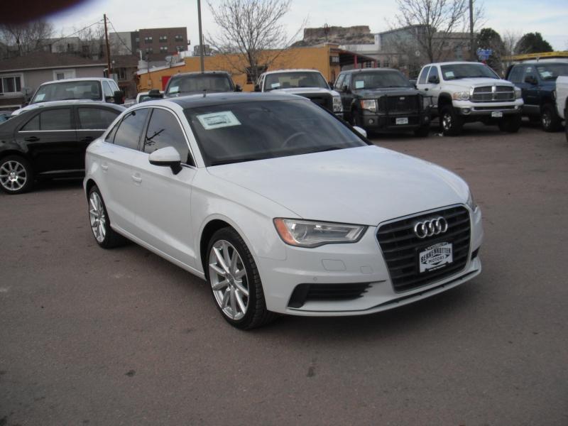 Audi A3 2015 price $16,400