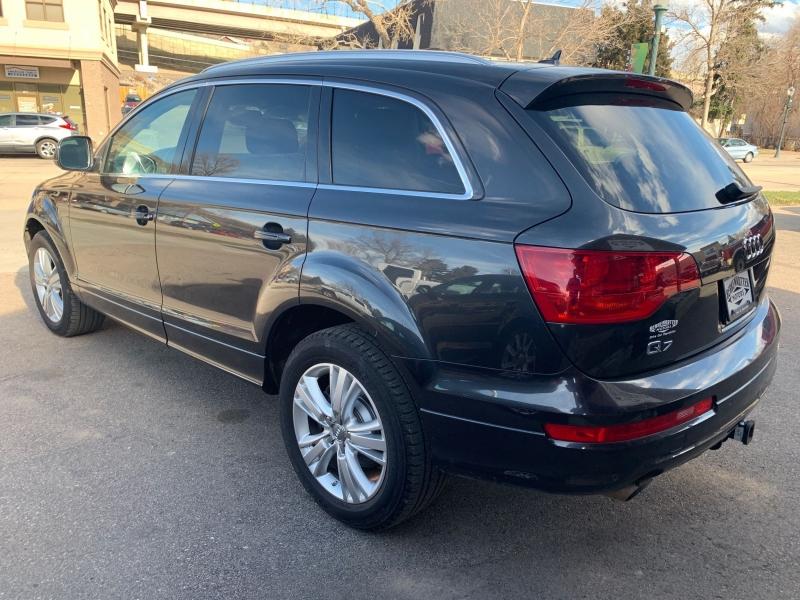 Audi Q7 2009 price $14,995