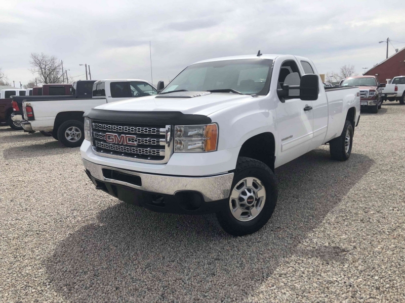GMC Sierra 2500HD 2012 price $22,995