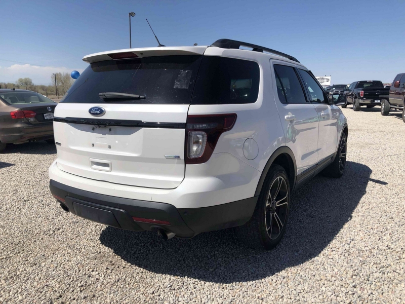 Ford Explorer 2015 price $20,000