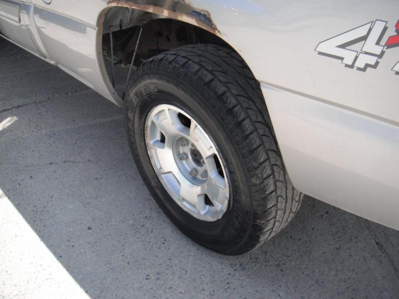 Chevrolet Silverado 1500 2004 price $3,995