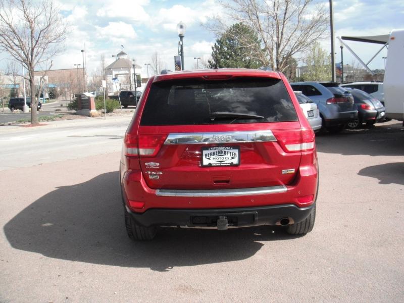 Jeep Grand Cherokee 2011 price $15,900