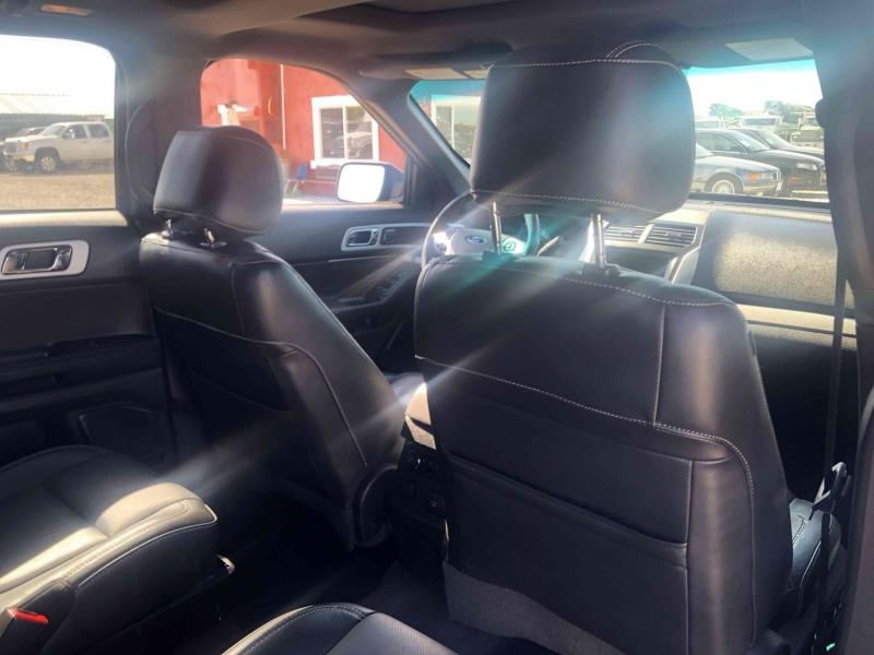 Ford Explorer 2015 price $22,100