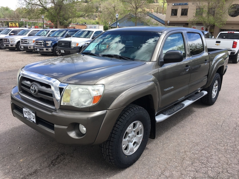 Toyota Tacoma 2010 price $14,800