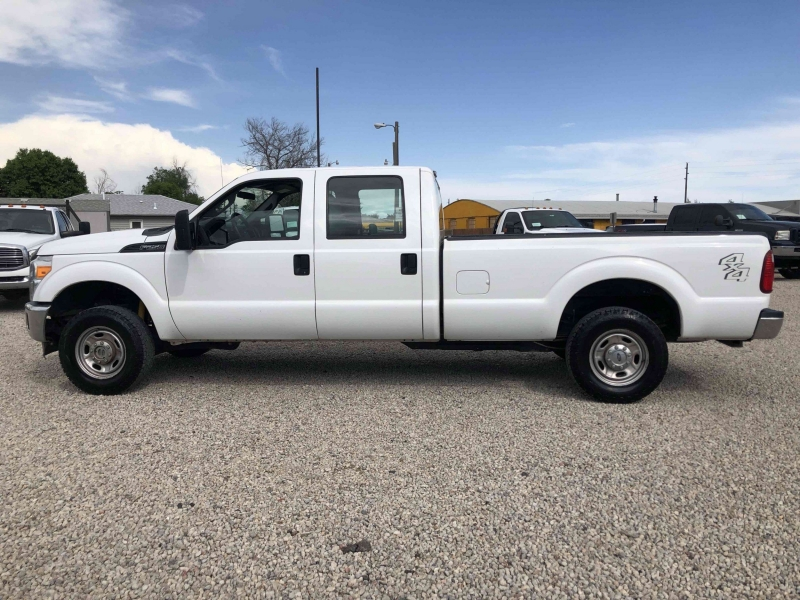 Ford F-250 Super Duty 2013 price $17,900