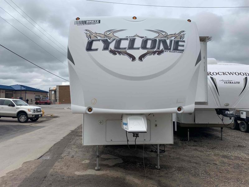 HRLD CYCLONE 2009 price $25,900