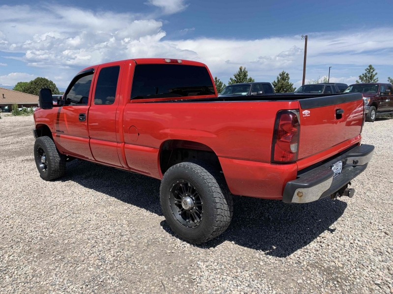 Chevrolet Silverado 2500HD 2006 price $11,900