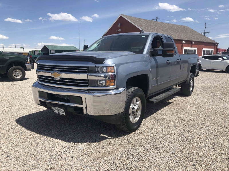 Chevrolet Silverado 2500HD 2016 price $27,900