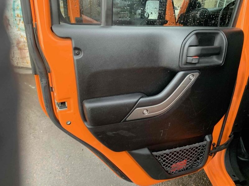 Jeep Wrangler Unlimited 2012 price $20,900