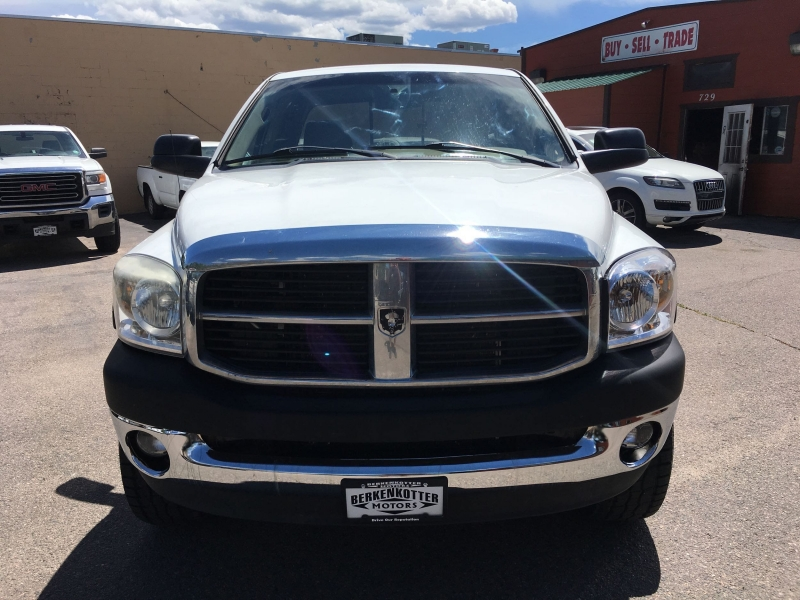 Dodge Ram Pickup 2500 2007 price $22,995